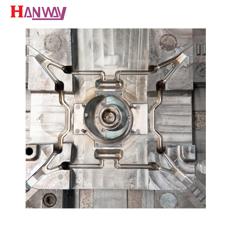 China GuangZhou factory customizes aluminium die casting mould