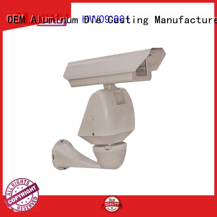 Hanway anodized aluminum foundry cctv for light