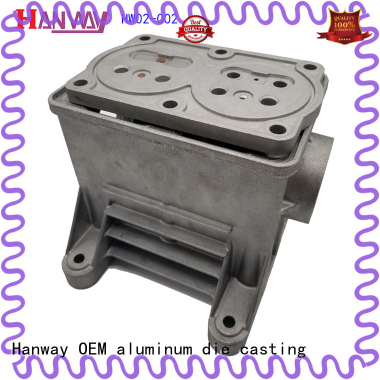 polished metal casting parts hw02009 supplier for workshop