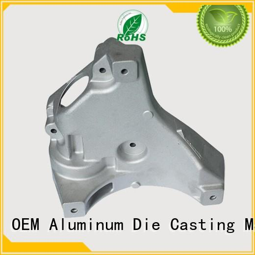 Hot cast aluminum furniture manufacturers foundry Hanway Brand