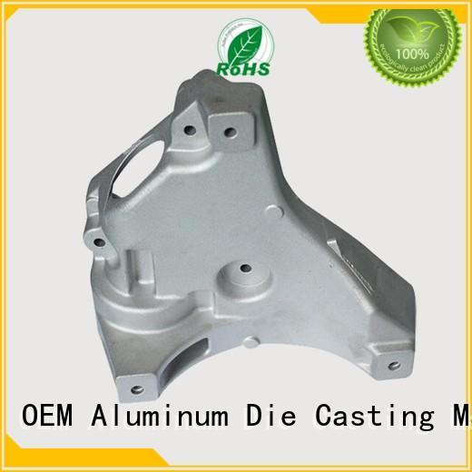 casting heatsink OEM cast aluminum furniture manufacturers Hanway