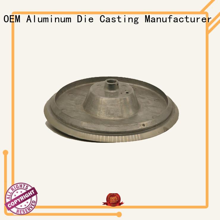 Hanway led housing aluminium pressure die casting process factory price for light