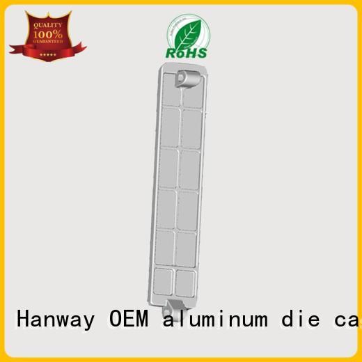 Wholesale train aluminum tools Hanway Brand