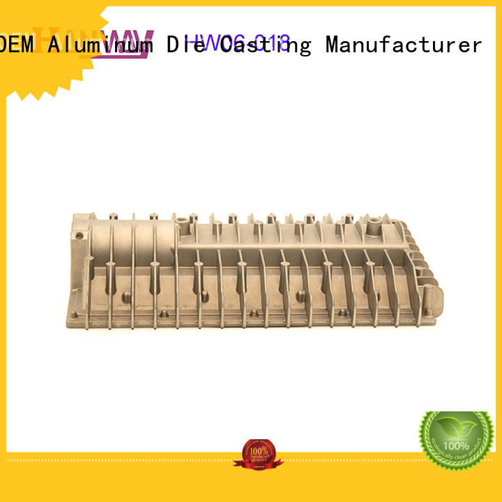Hanway profile best heatsink kit for industry