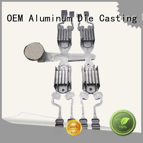 quality cnc aluminum heatsink custom heatsink Hanway Brand