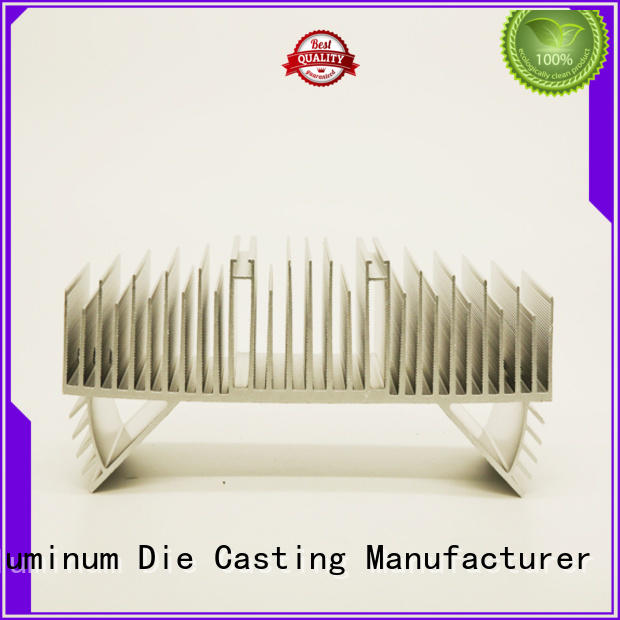 Hanway Brand light parts aluminum channel precision