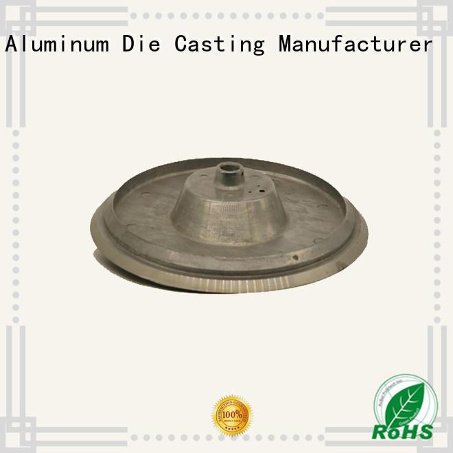 precision heat OEM aluminum light pole Hanway
