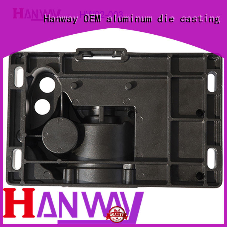 aluminum industrial parts supply supplier for plant Hanway
