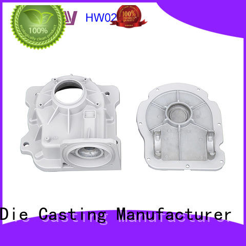 Hanway die casting Industrial components directly sale for plant