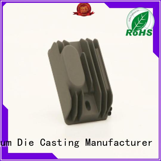 Hanway Brand cnc heatsink casting aluminum cars auto parts