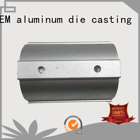cnc foudry aluminum Hanway Brand LED light heat sink die casting supplier