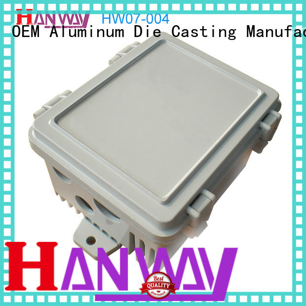 Hanway top quality cast aluminum manufacturers personalized for workshop