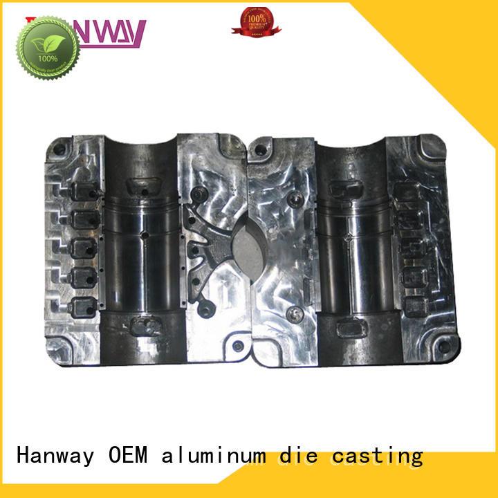 aluminium casting process die customized for trader