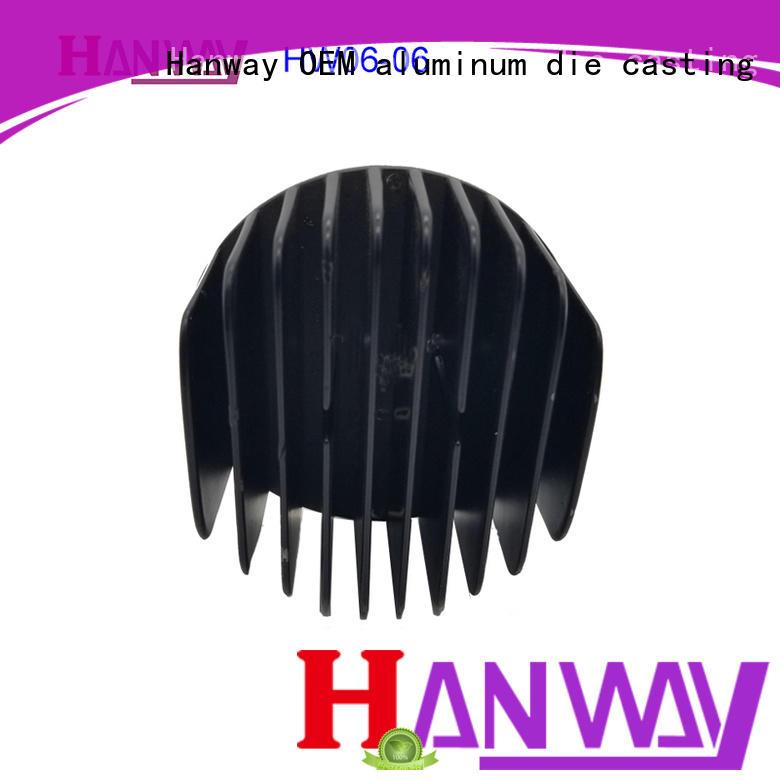 Hanway industrial custom heatsink kit for manufacturer