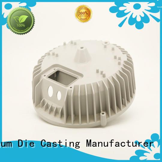 Hanway die casting custom led heatsink supplier for workshop