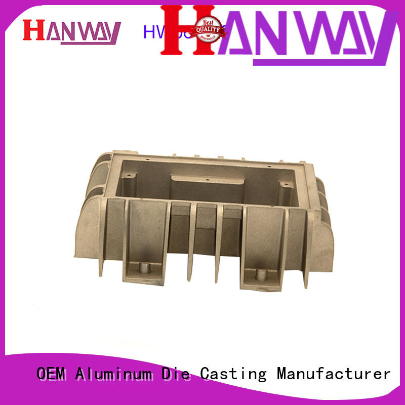 mechanical heat sink manufacturers hw06018 factory price for manufacturer