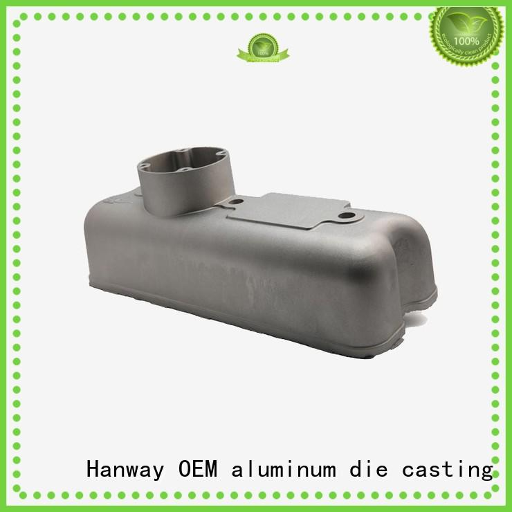 auto automobile oem cast aluminum furniture manufacturers Hanway Brand