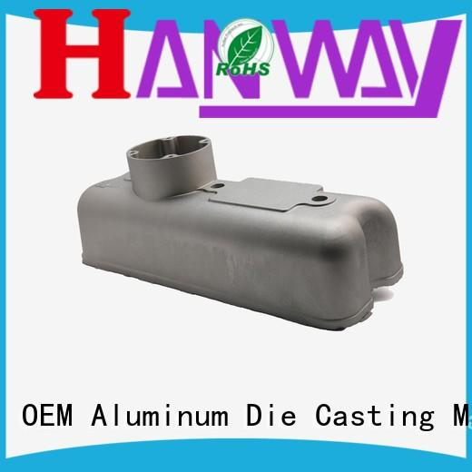 Hanway coating motorcycle bike parts part for antenna system