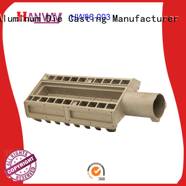 Hanway precise led heatsink supplier for workshop