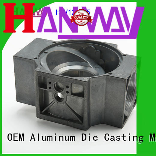 Hanway automatic valve body & flange customized for workshop