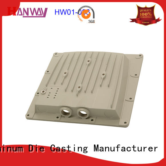 Hanway communication telecommunication parts accessories factory for workshop
