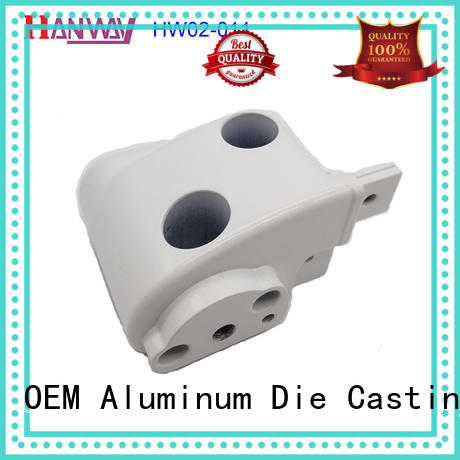 die casting zinc alloy die casting parts wholesale for industry