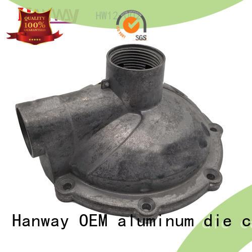 Hanway 100% quality valve body & flange kit for manufacturer