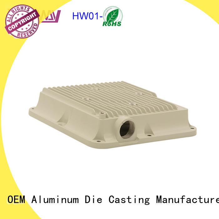 die casting wireless antenna enclosure design for workshop Hanway