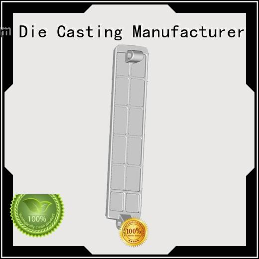 aluminum tools train foundry aluminium pressure die casting process Hanway Brand