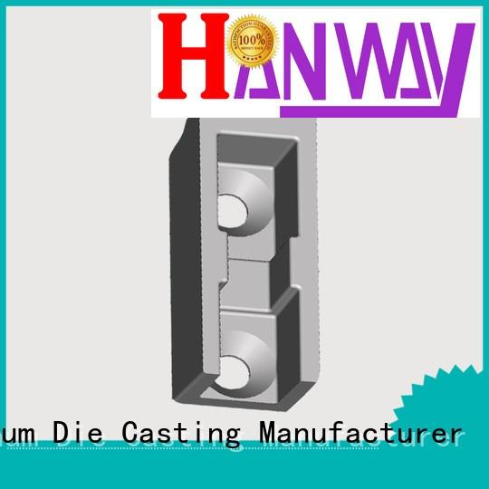 machining customized product aluminum tools Hanway manufacture