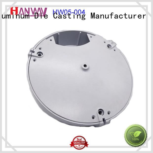 die casting recessed lighting housing parts kit for outdoor