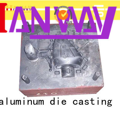 Hanway 5-star reviews aluminum casting molds supplier for trader