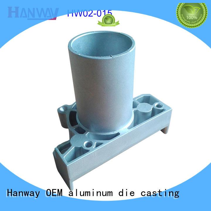 Hanway die casting aluminium casting manufacturers supplier for manufacturer
