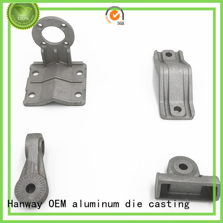 die casting wireless telecommunications parts foundry design for workshop