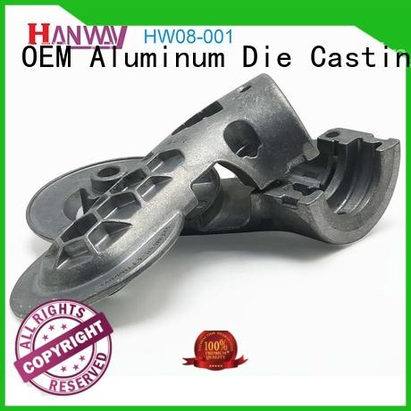 top quality medical device parts aluminum foundry from China for merchant