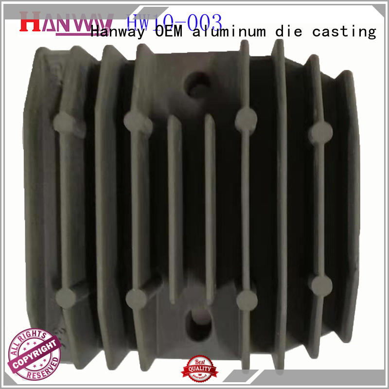 Hanway automobile motorbike parts factory price for manufacturer