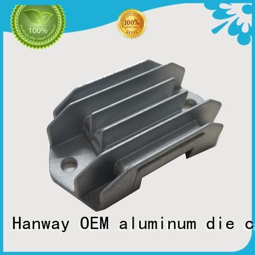 die casting cheap auto parts heatsink supplier for antenna system