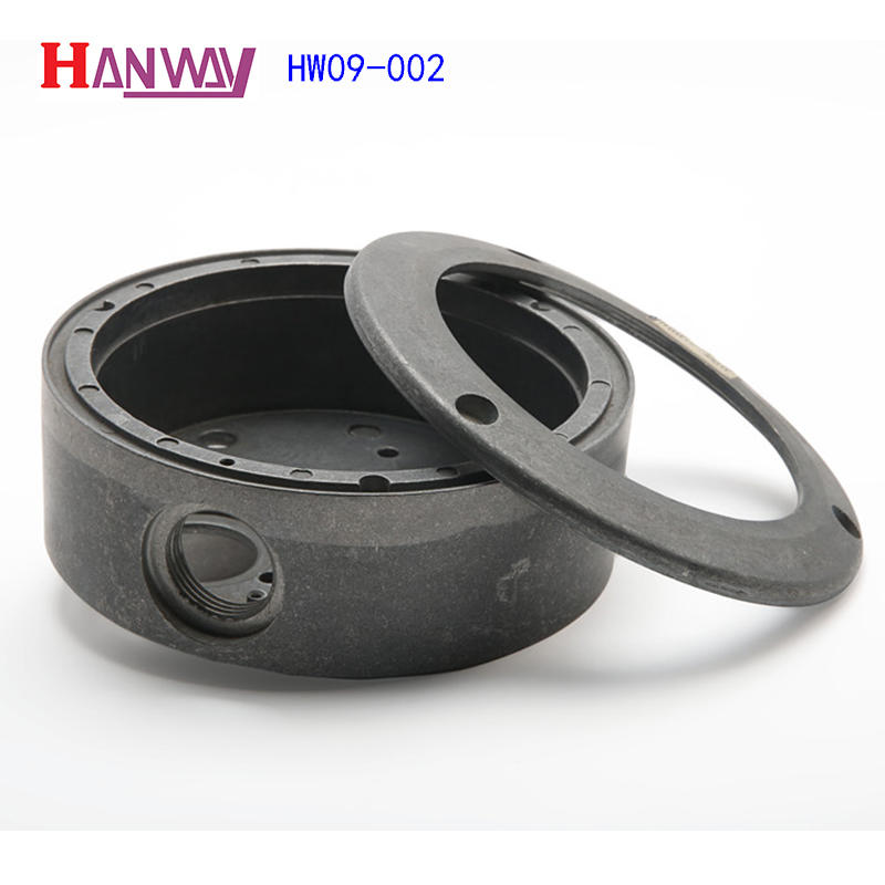 Hanway die casting security system accessories part for light-1
