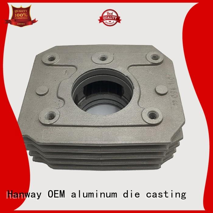 Hot die die casting cars auto parts oem foundry Hanway Brand