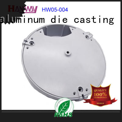 Hanway led housing aluminium pressure die casting process factory price for outdoor