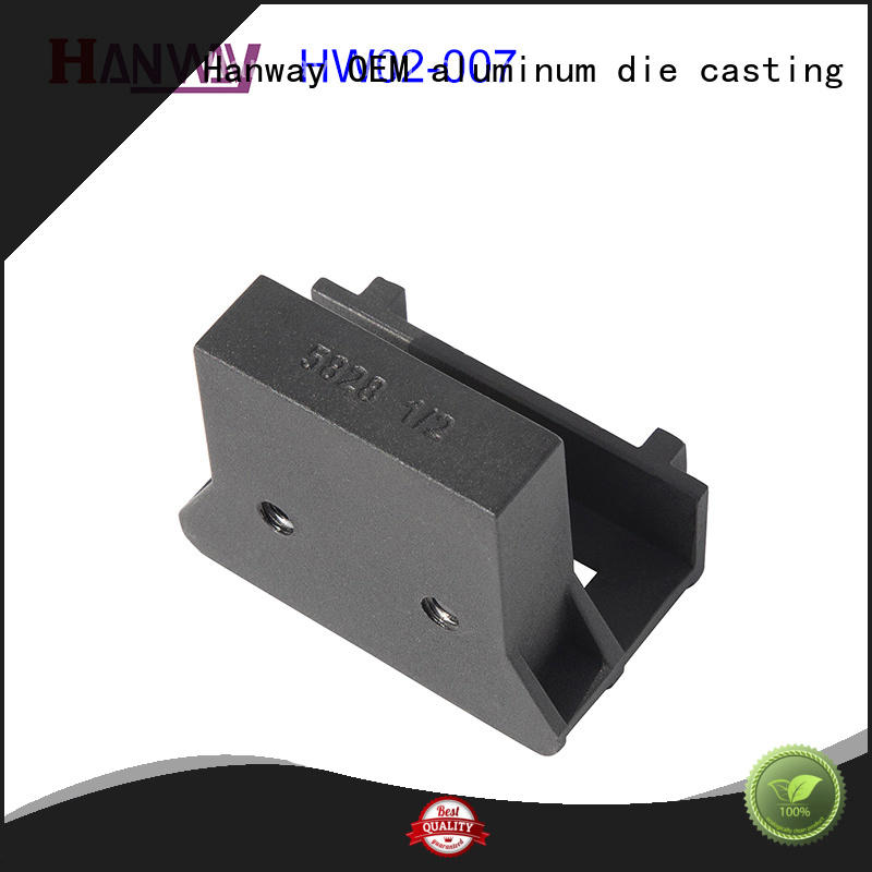 Hanway magnesium Industrial parts and components supplier for workshop