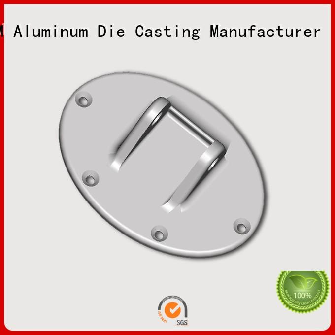 cnc cast train chinese aluminium pressure die casting process Hanway