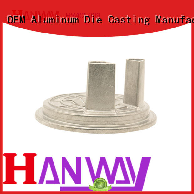 Hanway precision Industrial parts and components directly sale for industry