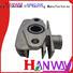 Hanway polished Industrial parts supplier for workshop