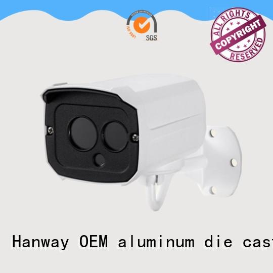 Hanway white Security CCTV system accessories kit for mining