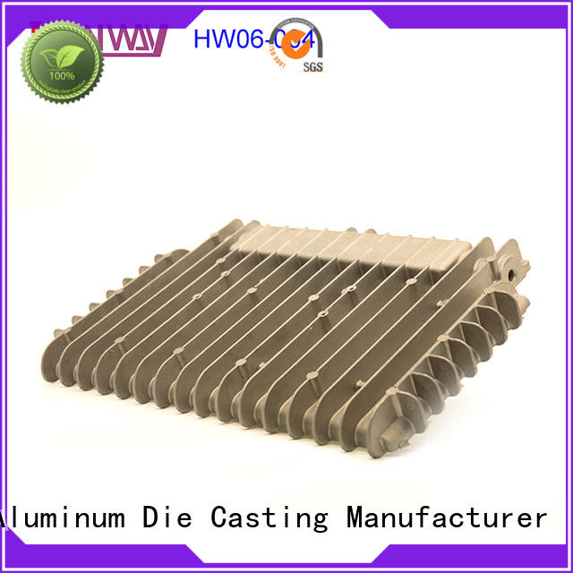 Hanway die casting led heatsink customized for plant