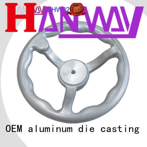 Hanway forged Industrial parts and components wholesale for industry