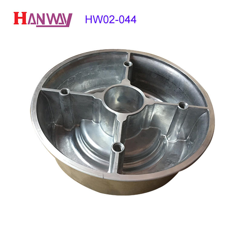 Hanway forged Industrial parts and components directly sale for manufacturer-2