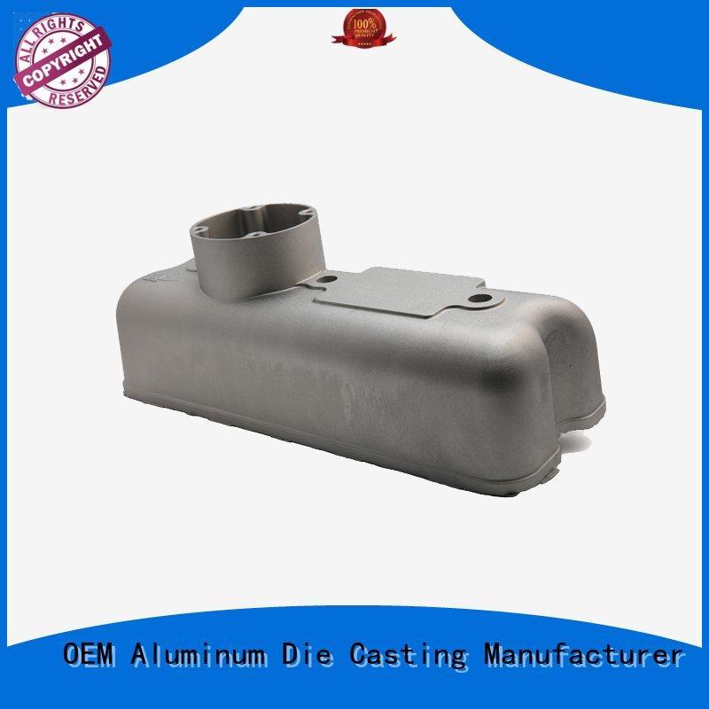 heatsink aluminum automobile die casting cars auto parts Hanway Brand company