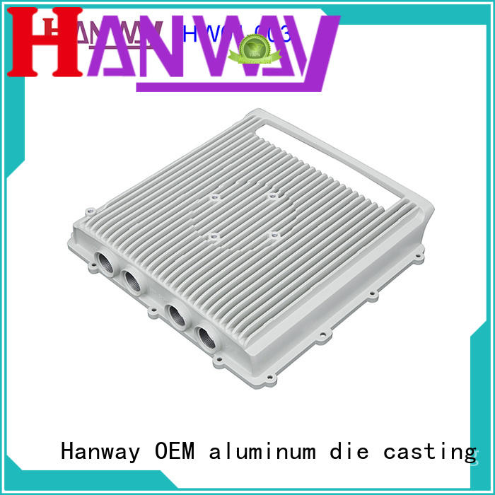 housing wireless telecommunications parts with good price for manufacturer